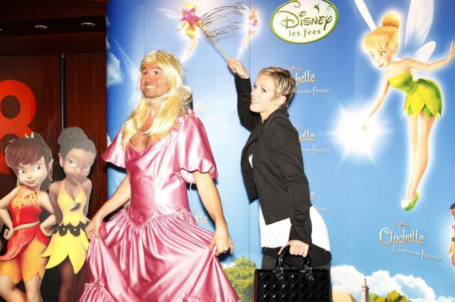 [DisneyToon] Clochette et l'Expédition Féerique (2010) - Page 9 848332ChristopheBeaugrand_et_LoriePester