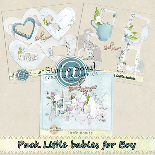 Little Babies 854932previewpackboy