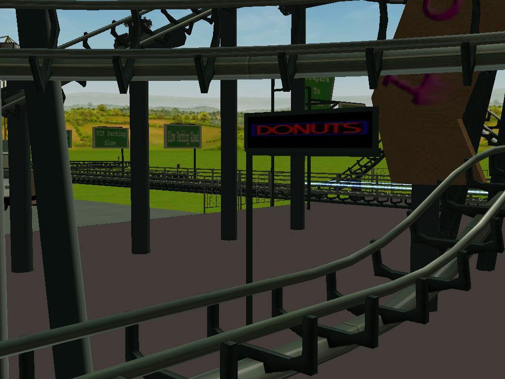 les attractions disney les meilleurs sur roller coaster tycoon 3 - Page 5 858762Shot0546