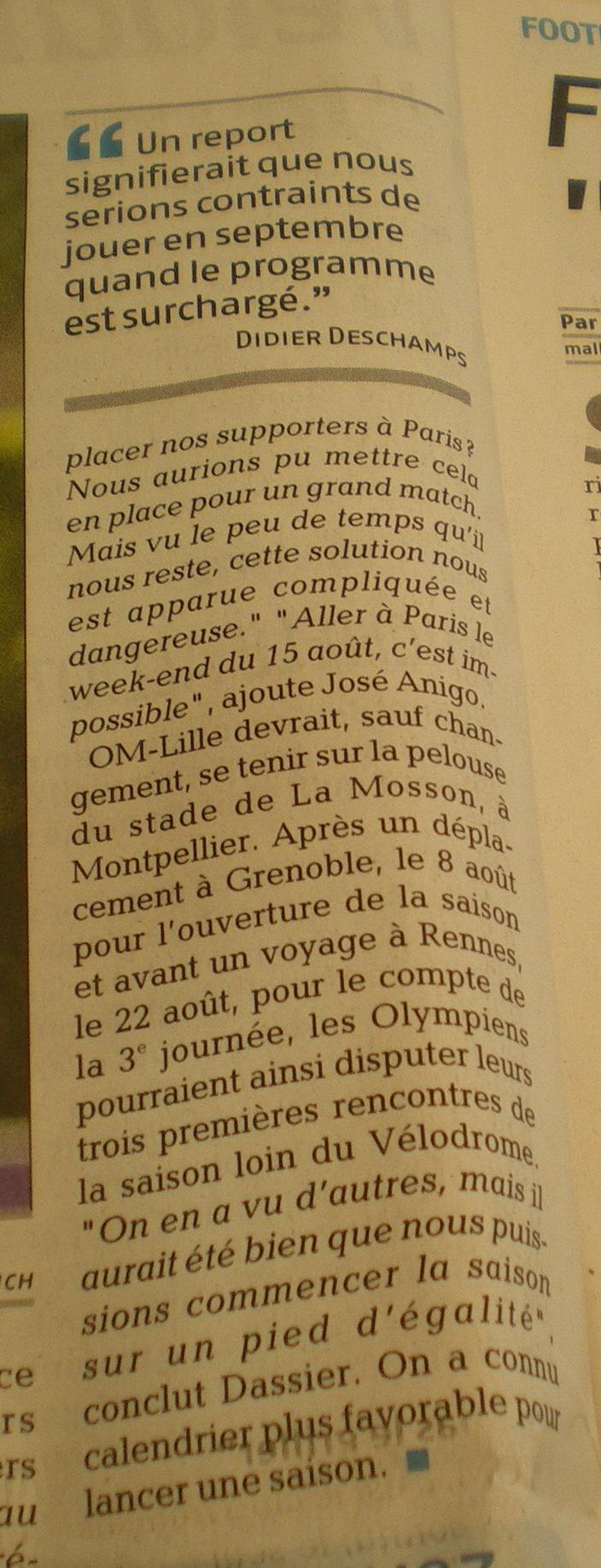 DIDIER DESCHAMPS , ENTRAINEUR DE L'EDF - Page 2 886194IMGP5698