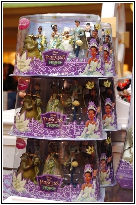 "les articles ""Princesse Tiana"" 950750EDL1366"