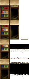 Passage secret : Bibliothèque 978691_Cachette