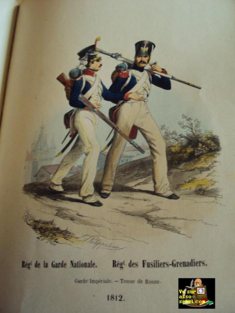 fusilier grenadier de la Garde 99007garde_national_et_fusilier_grenadier_de_la_Garde