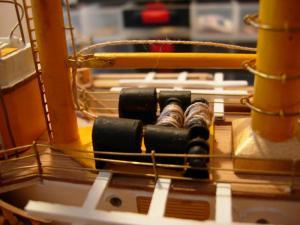 maquette Amérigo Vespucci 1/100 de chez Mantua - Page 5 Mini_342378DSCN4236