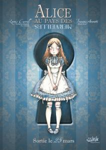 Alice in Wonderland : album et BD. Mini_493631pub_empire