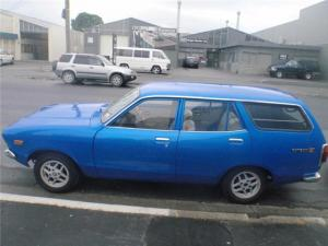 Datsun 120Y station wagon chez les KIWI Mini_641612120y