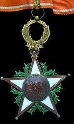 Unités, Grades et insignes dans les FAR / Moroccan Units and Ranks - Page 2 Mini_683523Ordre_du_wissam_Alaouite_Commandeur_