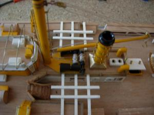 maquette Amérigo Vespucci 1/100 de chez Mantua - Page 5 Mini_754606DSCN4221