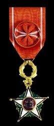 Unités, Grades et insignes dans les FAR / Moroccan Units and Ranks - Page 2 Mini_757602Ordre_du_Wissam_alaouite_Grand_officier_