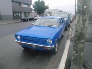 Datsun 120Y station wagon chez les KIWI Mini_82578120yfront