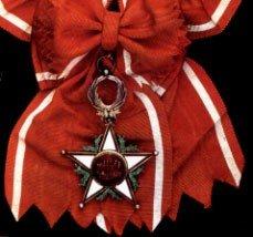 Unités, Grades et insignes dans les FAR / Moroccan Units and Ranks - Page 2 Mini_936279Ordre_du_Wissam_Alaouite_Officier_3_