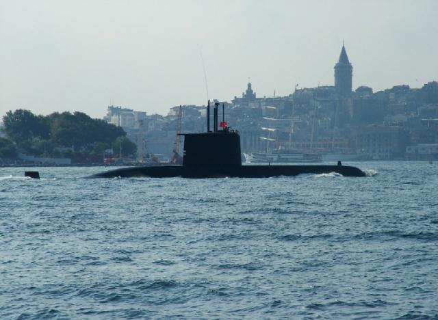 SOUS MARINS D'ATTAQUE TYPE 209 131958Type_209_1400_Galata