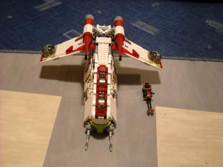 Collection n°79 - Hugo 137456Republic_Attack_Gunship