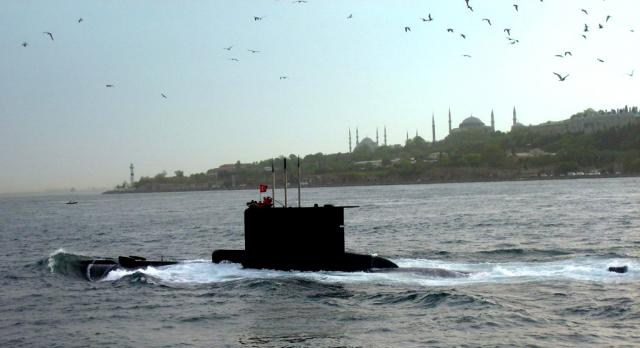 SOUS MARINS D'ATTAQUE TYPE 209 138625Type_209_1200_Istanbul