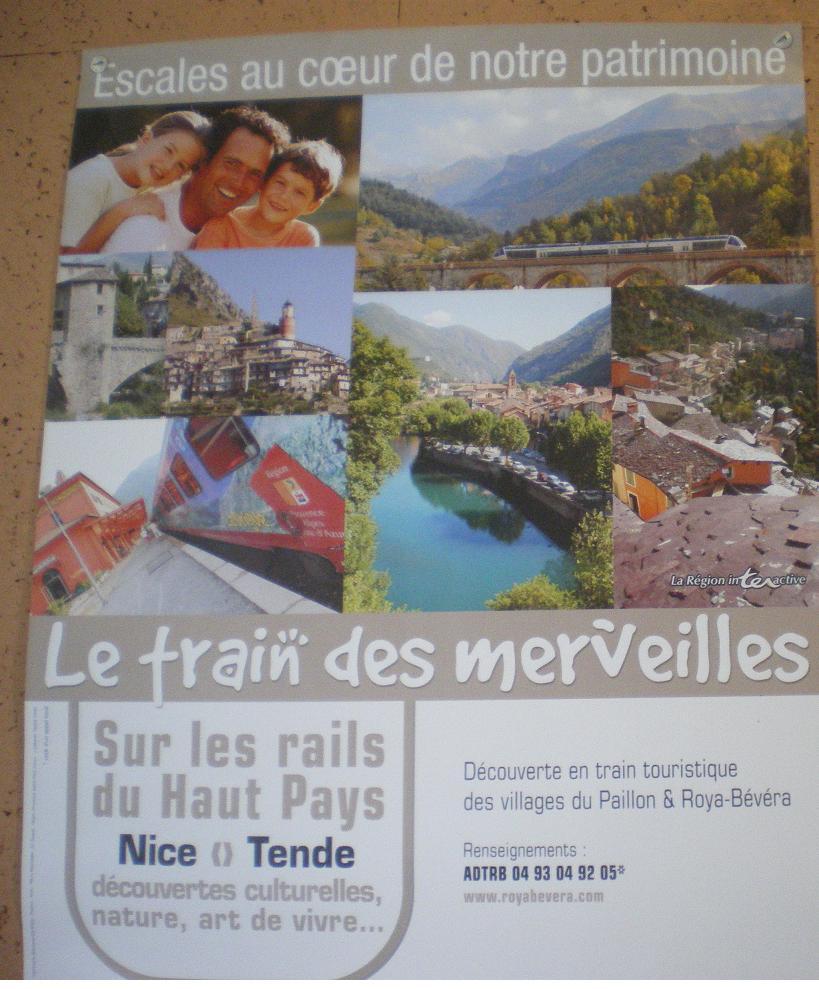 MEME LES ROMAINS SE SONT ARRETES A FREJUS ..ALORS LES PARISIENS !!! - Page 7 16601IMGP7331