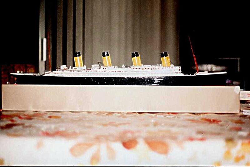 HMHS Britannic ACADEMY 1/400 167385TitanicJPS