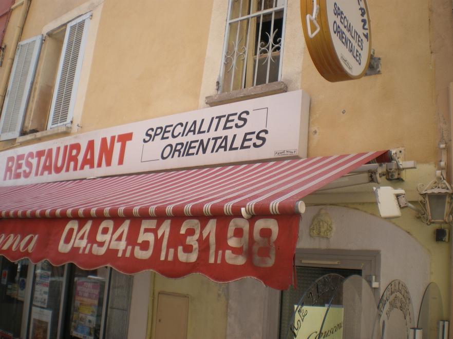 MEME LES ROMAINS SE SONT ARRETES A FREJUS ..ALORS LES PARISIENS !!! 222102IMGP7031
