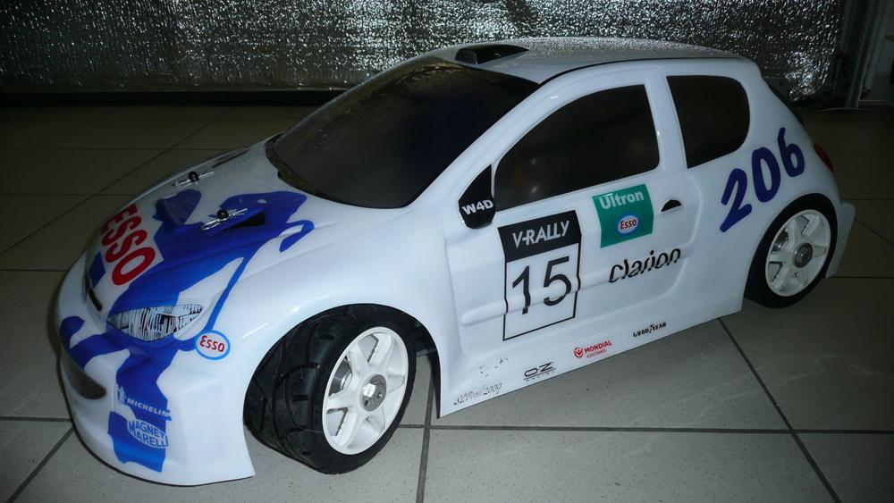 Prototype MCD Rally Full Alu + Model Concept France 25648819