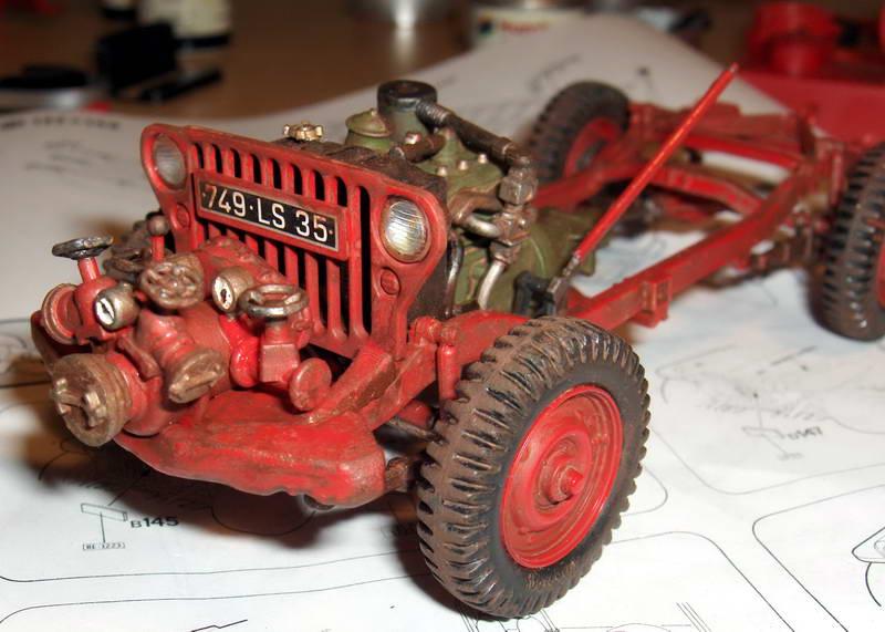 Fire Jeep 1/24 Italeri 30923HPIM0762