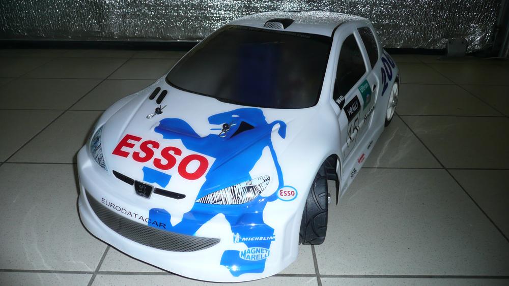 Prototype MCD Rally Full Alu + Model Concept France 37219320