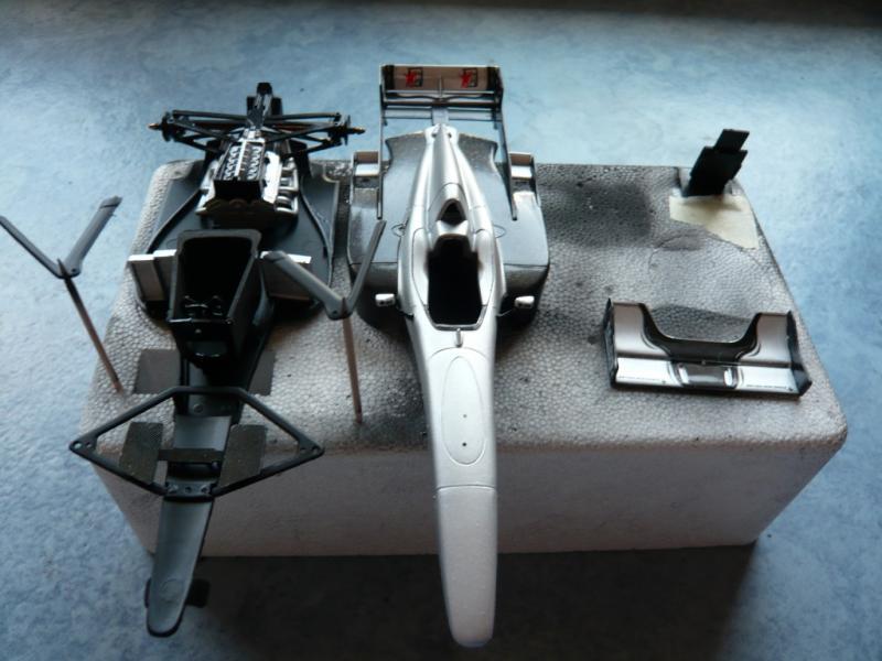 McLaren Mercedes MP4/12 379404P1050167