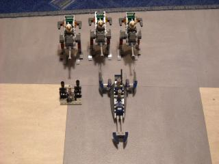 Collection n°79 - Hugo 395208Clone_Walker_Battle_Pack_et_Assassin_Droids_Battle_Pack