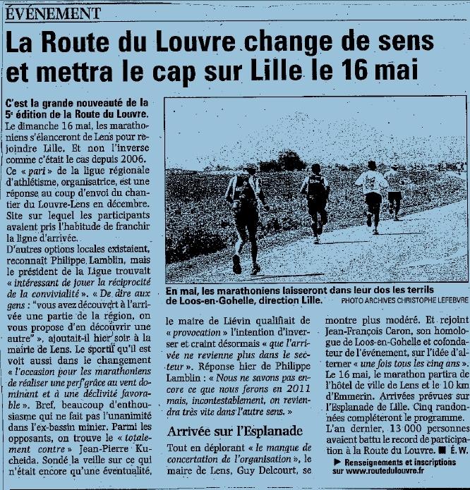 LA ROUTE DU LOUVRE 2010 401017La_route_du_louvre_2010