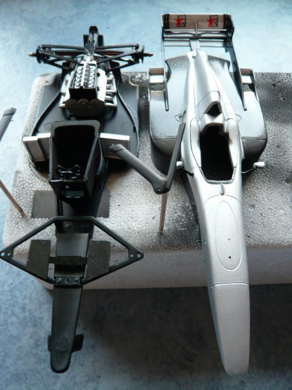 McLaren Mercedes MP4/12 414182P1050168