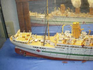 HMHS Britannic ACADEMY 1/400 459887DSCN0314