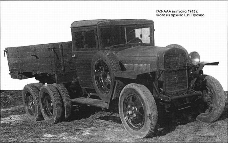 Camion Russe GAZ-MM de 1943 Zvezda 1/35 - Page 2 515261GAZ_AAA_1