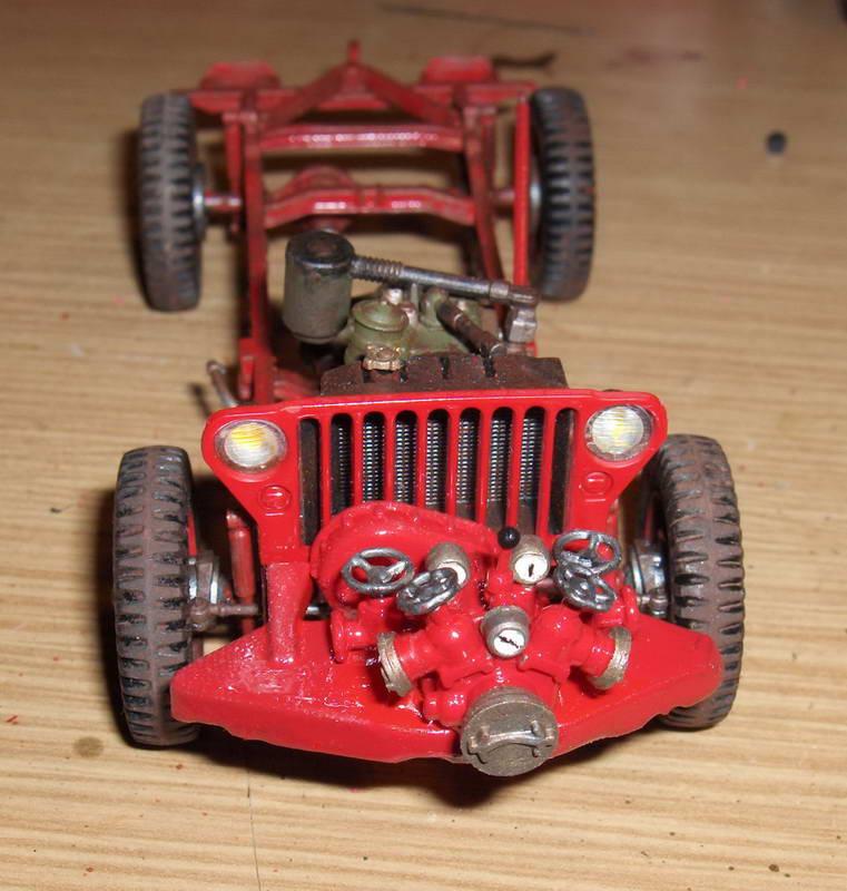 Fire Jeep 1/24 Italeri 520971HPIM0758