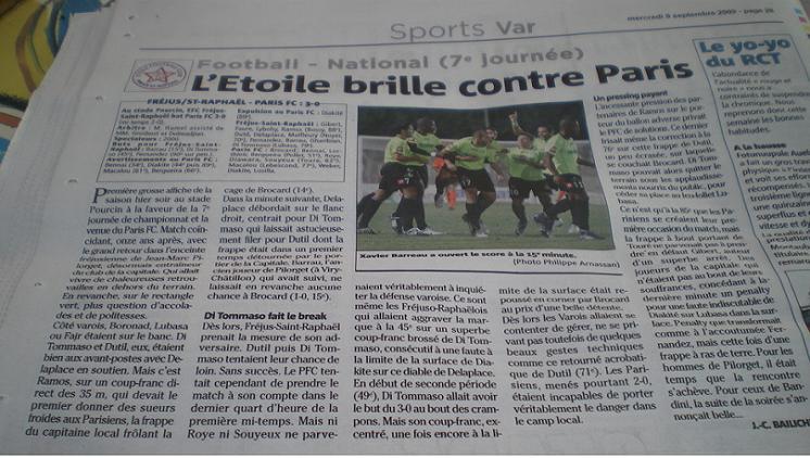 MEME LES ROMAINS SE SONT ARRETES A FREJUS ..ALORS LES PARISIENS !!! - Page 3 530788IMGP7286
