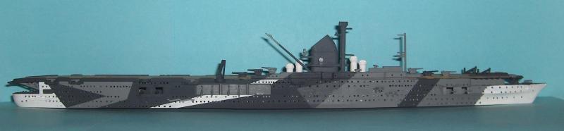 DKM Graf Zeppelin [revell 1/720] 560613HPIM1092
