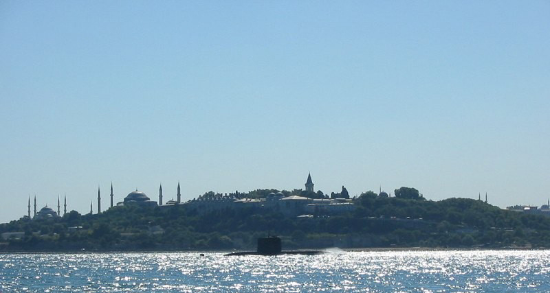 SOUS MARINS D'ATTAQUE TYPE 209 580804Type_209_1400_Istanbul