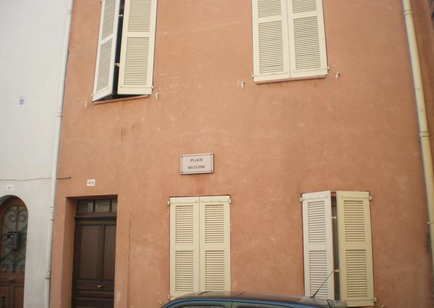 MEME LES ROMAINS SE SONT ARRETES A FREJUS ..ALORS LES PARISIENS !!! 644410IMGP7045