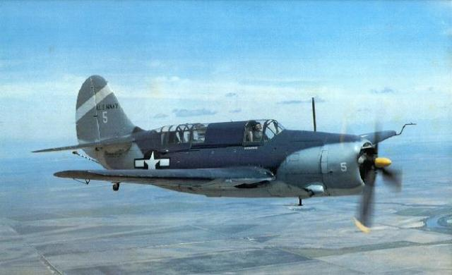 CURTISS SB2C HELLDIVER 659054Curtiss_SB2C_col