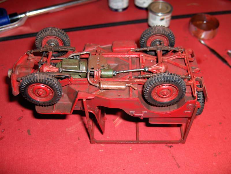 Fire Jeep 1/24 Italeri - Page 3 693227HPIM0822