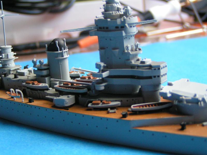 Croiseur de bataille Strasbourg au 700 en résine 714855PICT0012