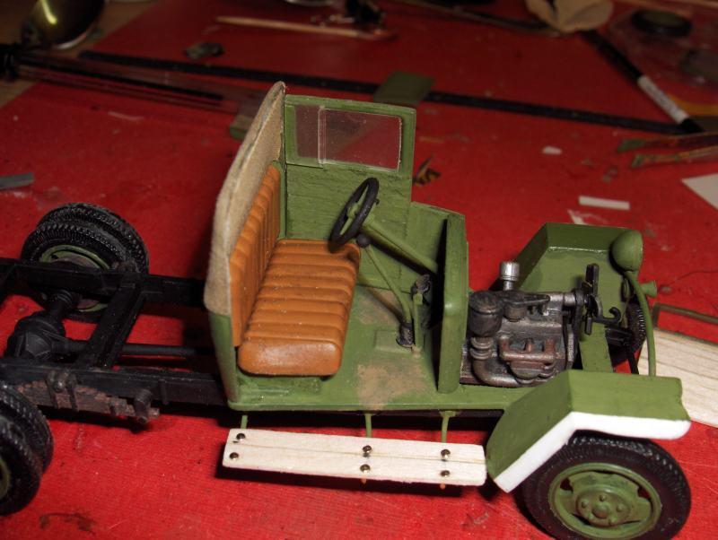 Camion Russe GAZ-MM de 1943 Zvezda 1/35 - Page 2 787024HPIM1789