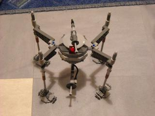 Collection n°79 - Hugo 827060Separatist_Spider_Droid