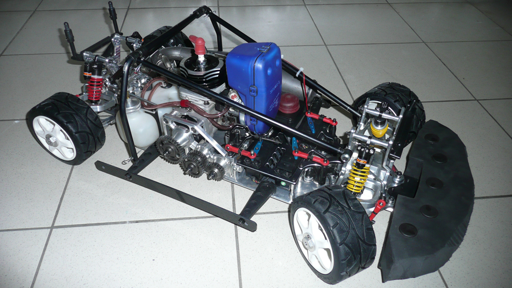 Prototype MCD Rally Full Alu + Model Concept France 86289618