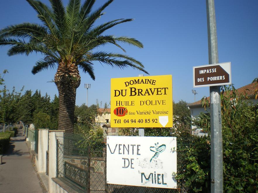 MEME LES ROMAINS SE SONT ARRETES A FREJUS ..ALORS LES PARISIENS !!! 870712IMGP7057