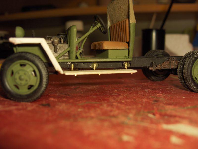 Camion Russe GAZ-MM de 1943 Zvezda 1/35 - Page 2 885999HPIM1766