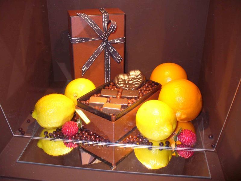 Le salon du chocolat à Paris 892088cho24