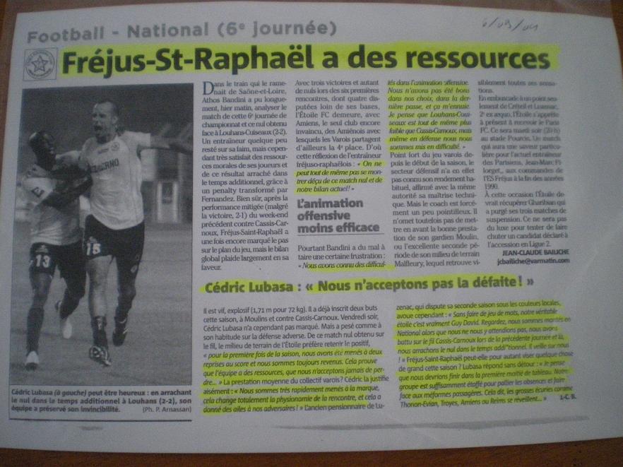MEME LES ROMAINS SE SONT ARRETES A FREJUS ..ALORS LES PARISIENS !!! - Page 2 919557IMGP7081