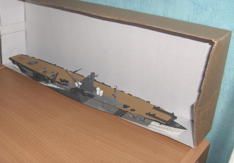 DKM Graf Zeppelin [revell 1/720] 928789HPIM1073
