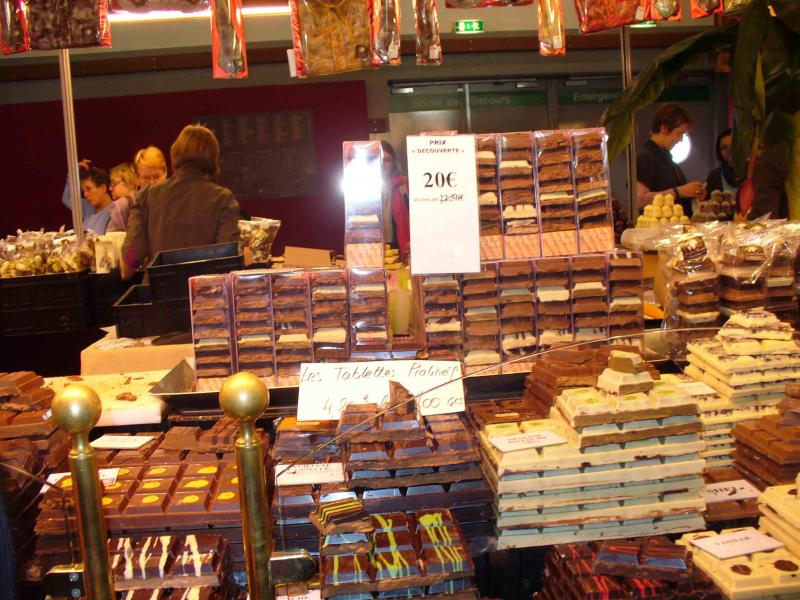 Le salon du chocolat à Paris 952474cho20