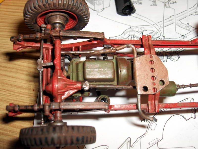 Fire Jeep 1/24 Italeri 990988HPIM0742