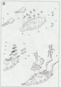 USS Arizona - 1/700e - Hobby Boss Mini_439120Arizona___Notice_4