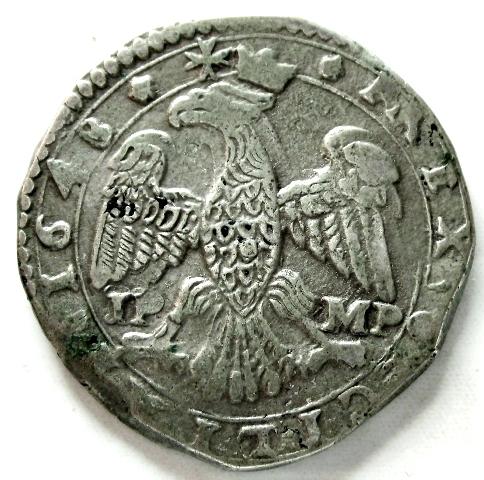 4 taris 1648. Felipe IV. Messina. Q54j